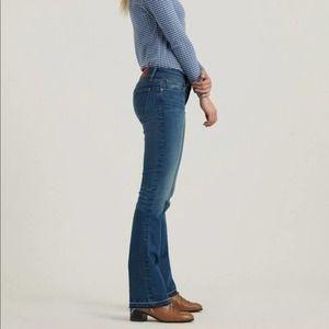 Lucky Brand Lolita Boot Jean